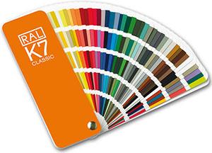 Каталог ral k7 краски порошковые